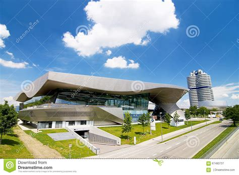 buy house in munich the house next to the highway bridge royalty free stock