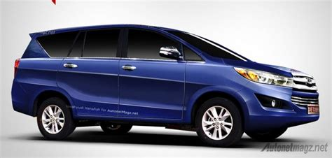 End Pilar Inova Grand New new toyota innova global likely to be unveiled in october