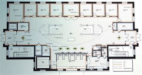 bank design floor plan bank floor plans 5000 house plans