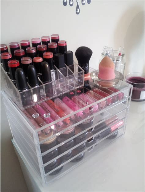 ikea makeup storage beauty is in eye of the beholder my makeup collection