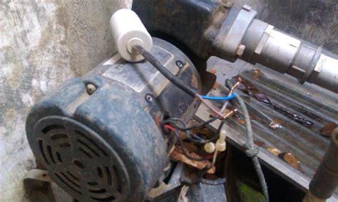 gambar kapasitor pompa air pompa air ngadat mungkin ini masalahnya daenggassing