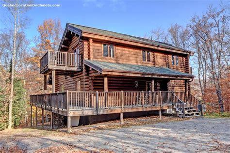 mont tremblant cottage rental cottage rental qu 233 bec laurentides mont tremblant log