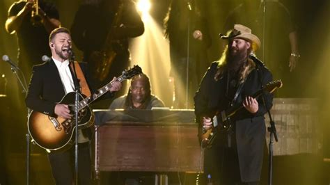 Justin Timberlake Stole The Show by Justin Timberlake And Chris Stapleton Stole The Show At