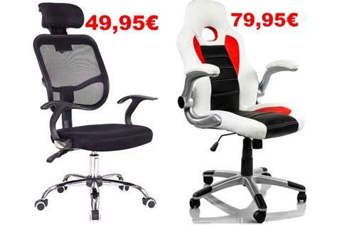 comprar sillas de ordenador 161 chollo comprar sillas ordenador baratas desde 49 95