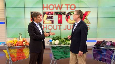 Woodson Merrell 3 Day Detox by Dr Woodson Merrell Explains How Sticking To A Rainbow