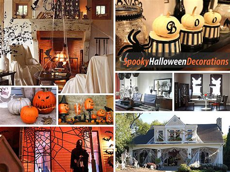 Decorate Your House For Halloween 40 Spooky Halloween Decorating Ideas For Your Stylish Home