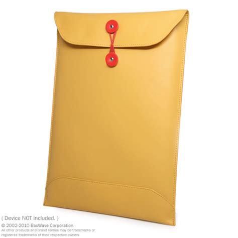 Manila Envelope Laptop Sleeve For Macbook Air manila macbook air 11 quot 2010 leather envelope synthetic