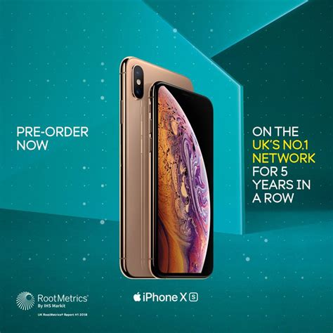 ee only the best for your new iphone xs or iphone xs