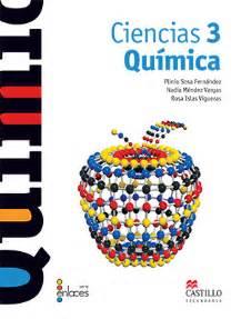 pag 114 quimica 3 libros castillo qu 237 mica ediciones castillo