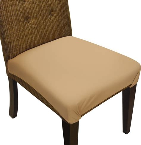 Covering Dining Chair Seats Smartseat Dining Chair Seat Cover And Protector Dining Chairs By Pb J Discoveries