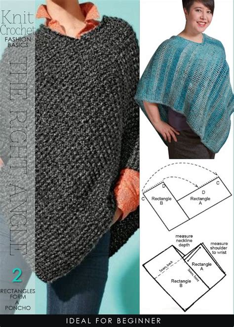 how to knit a poncho for beginners pattern de 655 b 228 sta stickning bilderna p 229