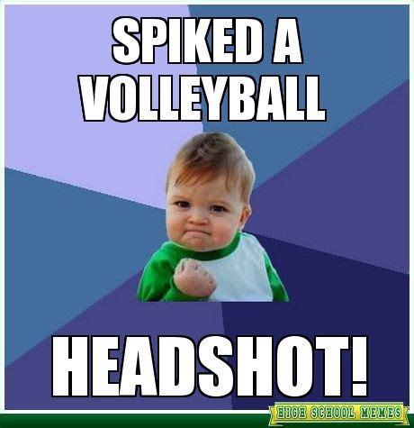 Funny Volleyball Memes - 17 best images about volleyball funny on pinterest