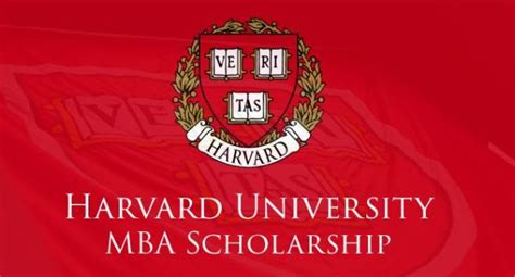 Mba Scholarship by Harvard Business School Boustany Mba Scholarship 2018
