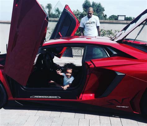 Chris Brown Lamborghini Chris Brown Buys A Lamborghini Aventador Superveloce Dpccars