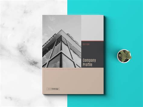 design house company profile company profile template adobe indesign templates
