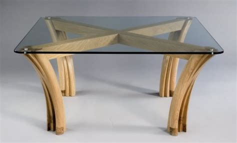 bespoke wooden low table for home interior furniture