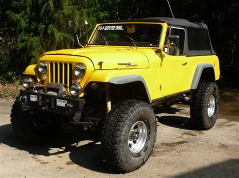 Jeep Comando Jeep Commando Cars