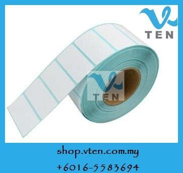 Label Sticker Barcode Thermal 50x25 1 1 Line 1000 Pcs 100x50mm 100 50mm thermal barcode l end 11 25 2017 5 15 pm