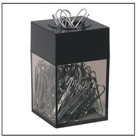 How To Make A Paper Clip Magnetic - large magnetic paper clip dispensers magnets by hsmag