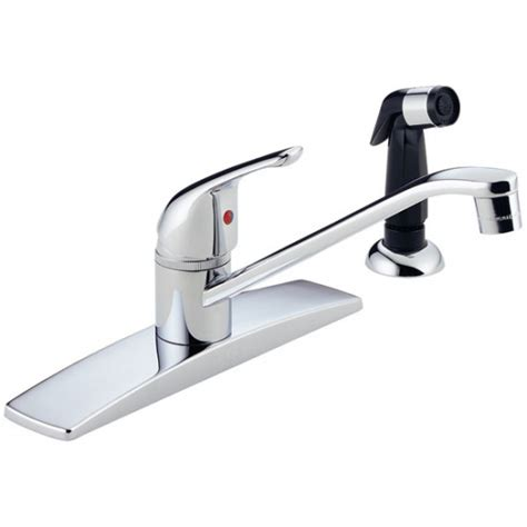 White Kitchen Faucets 4 by Single Handle White Kitchen Faucets 4 Pull You Use