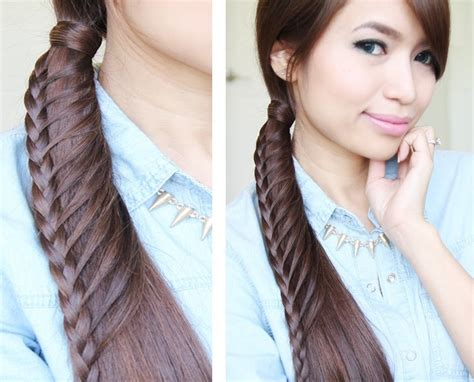 Braided Hairstyles For Hair Tutorials by Braided Hairstyles With Tutorials Trendy Braids For