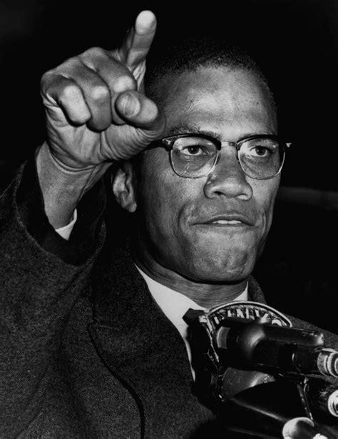 malcolm x malcolm x at harlem civil rights rally