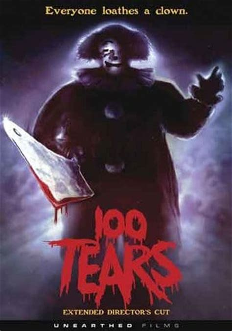 100 tears dvd (2007) starring raine brown; directed by