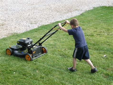 mowing the lawn for the the ultimate lawn mowing safety tips by paul s mowing