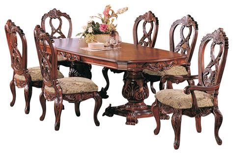 victorian dining room sets formal dining room set with extension dark cherry