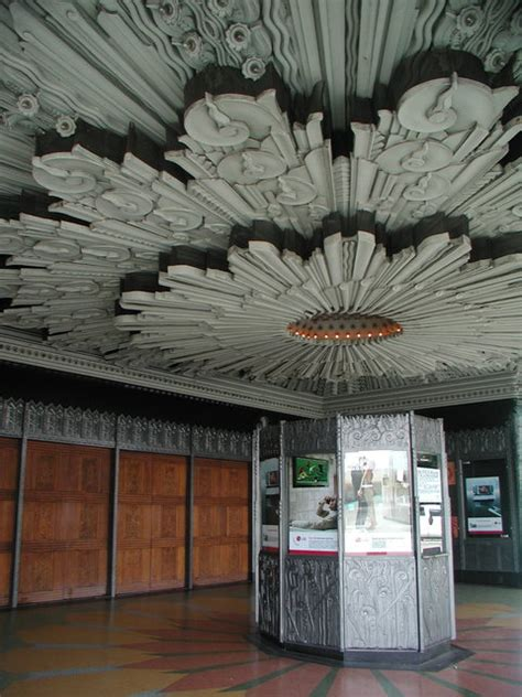 Ceiling Graphics by Wiltern Theater In Los Angeles Ca Cinema Treasures