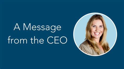 looking forward a message from ceo robin smith wegolook
