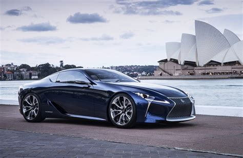 lexus concept lf lc lexus lf lc inspired production car confirmed not lfa