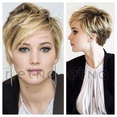 jennifer lawrence hair colors for two toned pixie hairstyles that make you look 10 years younger pixies
