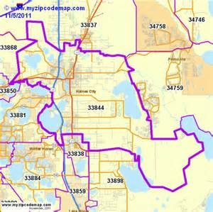 map of haines city florida zip code map of 33844 demographic profile residential