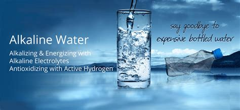 alkaline water system diamond pure water filtration