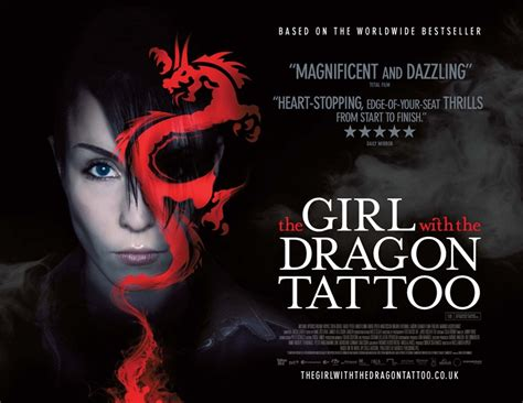dragon tattoo us movie the girl with the dragon tattoo coming to united states