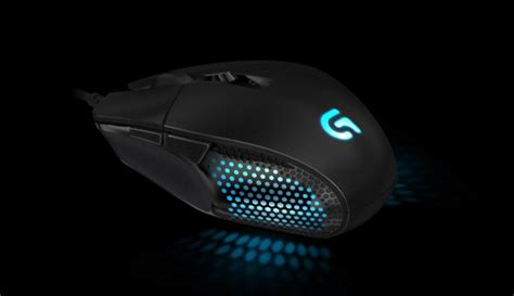 Mouse Logitech G302 logitech g302 daedalus prime moba gaming mouse announced