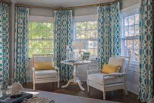 Turquoise And Gray Curtains Turquoise Drapes Design Ideas