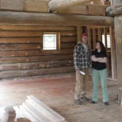 how to build a log cabin yourself