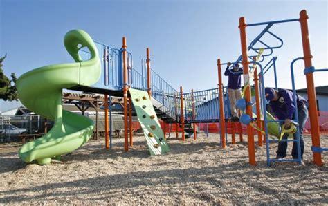design a dream playground boys girls club gets new dream playground