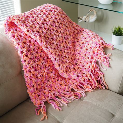 crochet pattern quick afghan quick n cozy crochet afghan allfreecrochet com
