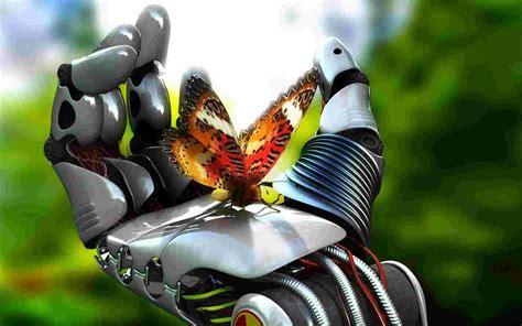 piel artificial  le permite sentir  los robots el frio