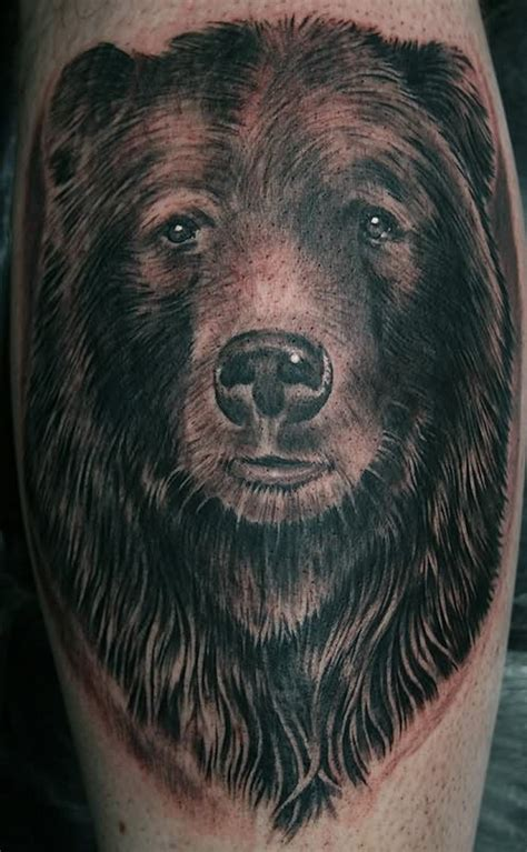 grizzly bear tattoos tattoos designs ideas and meaning tattoos for you