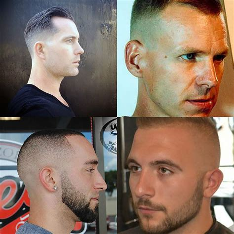 how to fade a mens hairline the best hairstyles haircuts for men with receding hairline