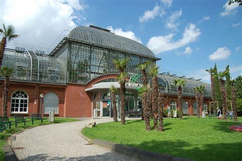 Palmen Garten jard 237 n de palmeras de frankfurt guia de alemania