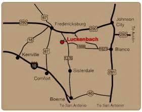 fredericksburg directions