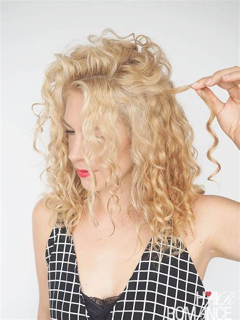 63 best images about curly hair hairstyle tutorials on