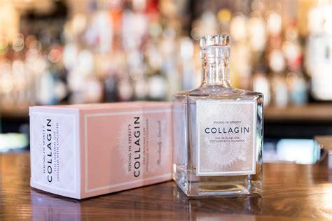 Limited Edition Everwhite Hi Collagen Drink collagen distilled gin with limited edition box by collagin notonthehighstreet