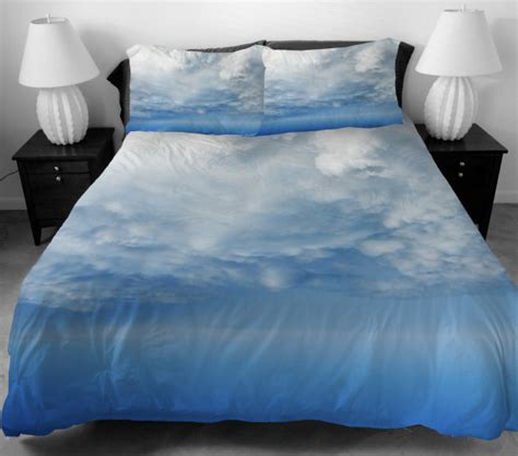 Cloud Bedding Sets Queen Duvet Covers King Bedding Set By Tbedding