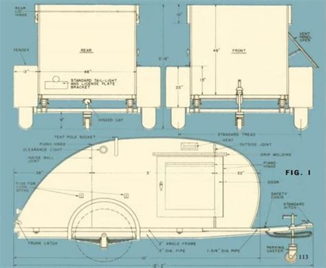 teardrop cer floor plans 25 best ideas about teardrop cer plans on pinterest teardrop trailer plans diy teardrop
